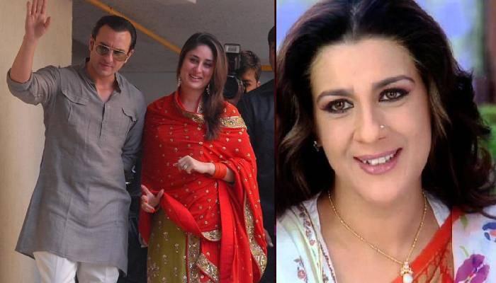 करीना से शादी के दिन सैफ ने अमृता सिंह को लिखी थी चिठ्ठी, कही थी दिल छू लेने वाली बात