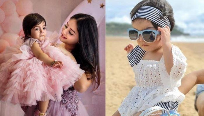 Mahhi Vij Enjoys A Pool Party With Her Daughter, Tara During Their Goa Vacation, Shares A Glimpse