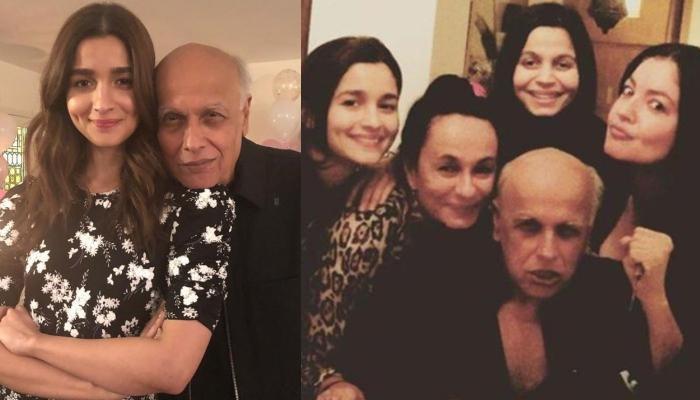 Alia Bhatt Wishes Her 'Mufasa' Mahesh Bhatt On Birthday, Soni Razdan And Shaheen Pen Heartfelt Notes