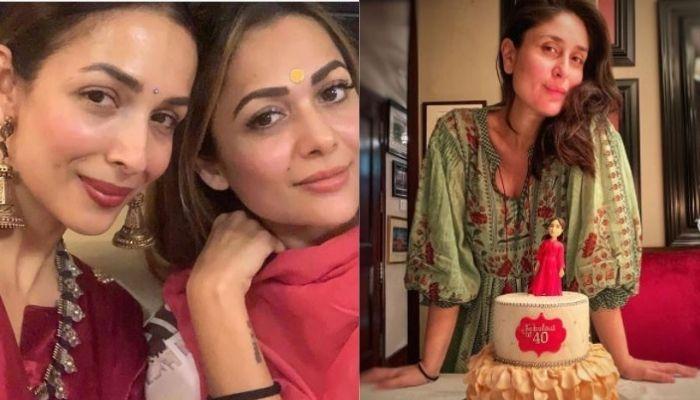 Arora Sisters, Malaika And Amrita Use An Inside Term To Wish BFF, Kareena On Her 40th Birthday