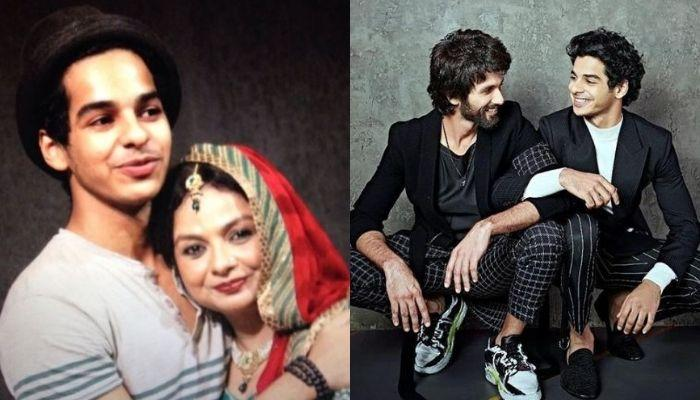 Ishaan Khatter's Parents, Neliima And Rajesh Join Him To Make Fun Of Shahid Kapoor's Hilarious Video