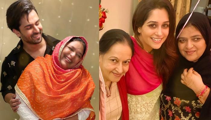 Shoaib Ibrahim Shares Glimpses Of His Family Vacations, Poses With His Mother And Mother-In-Law