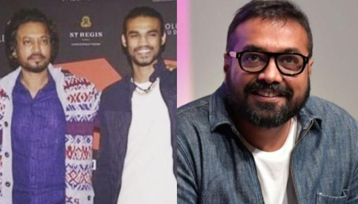 Babil Slams Troll Who Said His Baba Irrfan Khan Would Be Ashamed Of Him For Defending Anurag Kashyap