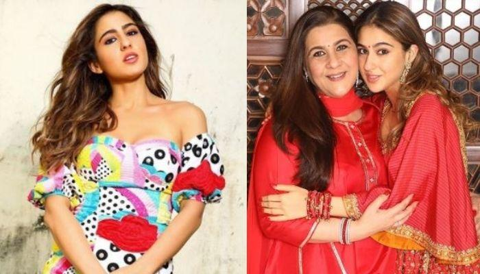 Sara Ali Khan Was Mistaken As A Beggar For Dancing On Streets, Mom, Amrita's Reaction Was Hilarious
