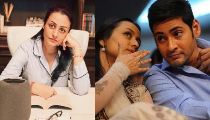 Namrata Shirodkar Shares A Picture With Mahesh Babu, Believes Her Relationship Is Governed By 'Love'