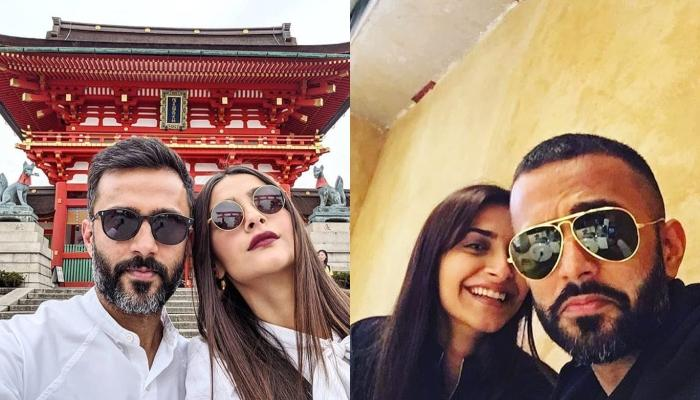 Anand S Ahuja Reveals The First-Ever Snap He Sent To Sonam Kapoor Ahuja On Snapchat Was About This