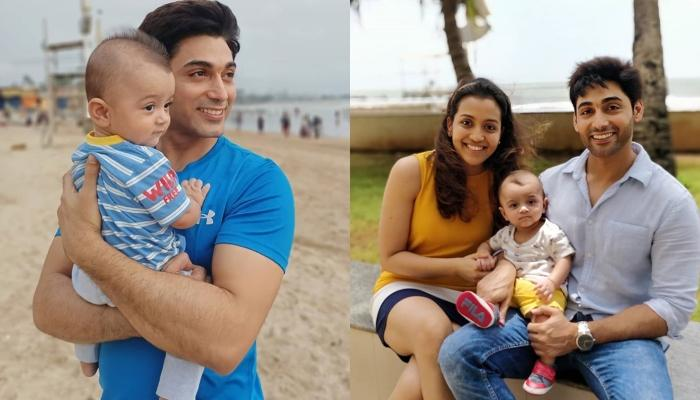 Ruslaan Mumtaz Shares How His Baby Kept Him Busy In Quarantine, Says It Was The Right Time For Kid