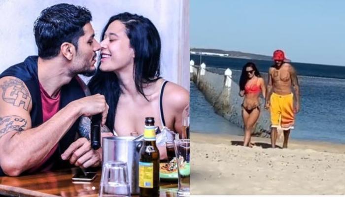 Tiger Shroff's Sister, Krishna Shroff Shares Steamy Clip With Beau, Eban Hyams From Their Beach Time