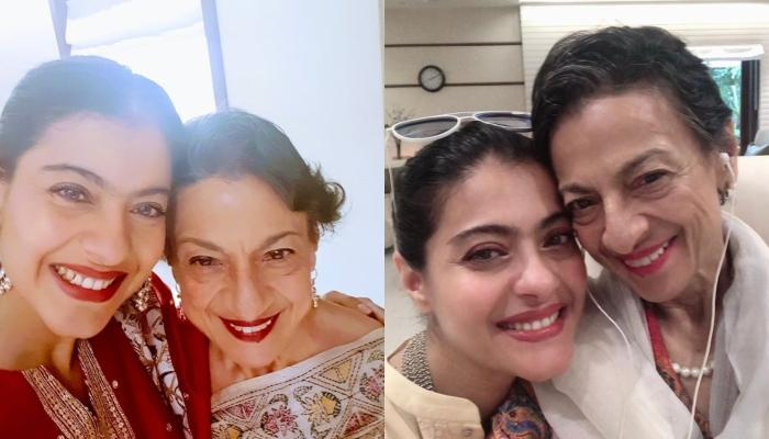 Kajol Wishes Her Mother, Tanuja On Her 76th Birthday, Says She Is Forever Her Baby, Shares Pictures