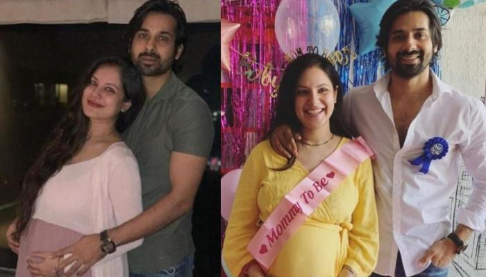 Puja Banerjee And Kunal Verma's Partner Yoga Picture From Pregnancy Photoshoot Will Make You Go WOW!