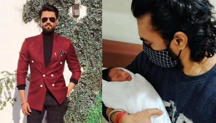Gaurav Chopraa Shares Cute Photo With Baby Boy, Prince, Highlights Bitter-Sweet Reality Of His Life