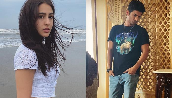 Sara Ali Khan Returns To Mumbai With Brother, Ibrahim Ali Khan, After Being Summoned By NCB