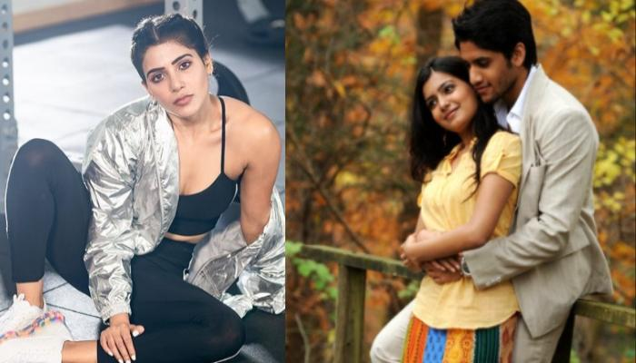 Samantha Akkineni Flaunts Her 'YMC' Tattoo, It Has A Special Connection With Hubby, Naga Chaitanya
