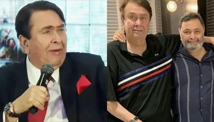 Randhir Kapoor Remembers His Late Brother, Rishi Kapoor On The Sets Of 'Sa Re Ga Ma Pa Li'l Champs'