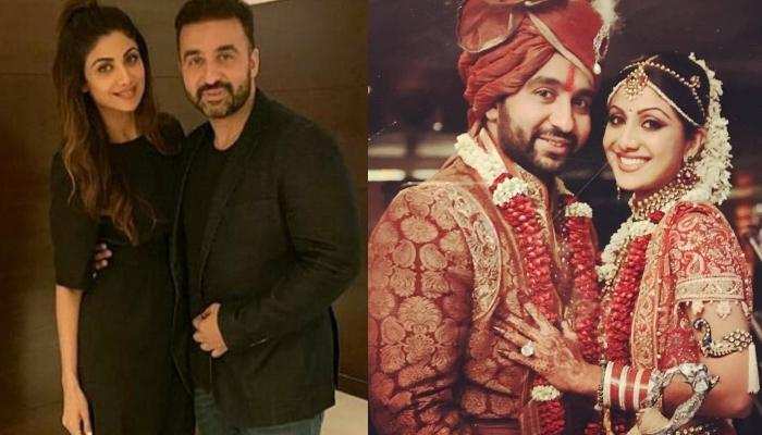 Shilpa Shetty Kundra Shares A Glimpse Of Her Date Night With Hubby, Raj Kundra At Home