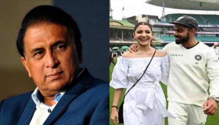 Sunil Gavaskar's Dig At Virat Kohli's Wife Anushka Sharma During Commentary Didn't Go Well With Fans