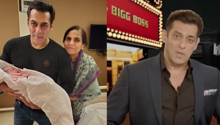 Salman Khan Reveals He Was Apprehensive For 'Bigg Boss 14' Because Of Parents And Newborn Niece Ayat