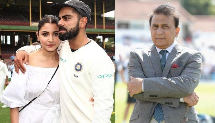 Anushka Sharma Gives A Befitting Reply To Sunil Gavaskar For Dragging Her Into Hubby, Virat's Game