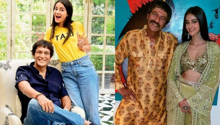 Ananya Panday Wishes Her Father, Chunky Panday On His 58th Birthday With A Heart-Melting Video