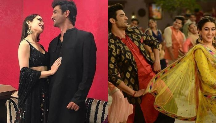 Sara Ali Khan Confesses Going On Thailand Trip With Sushant Singh Rajput, Denies Consuming Drugs