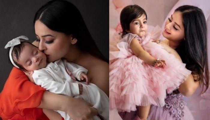 Mahhi Vij Shares A Photo With Premature Daughter, Tara, Narrates The Story Of Her Preterm Delivery