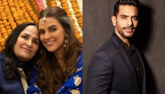 Neha Dhupia Shares Beautiful Memories With Her Mom On Her Birthday, 'Damad' Angad Shares A Cute Wish