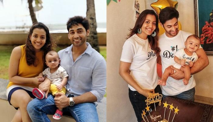 Ruslaan Mumtaz And Wife Nirali Mehta Share Beautiful Memories As Their Baby Boy Completes Six Months