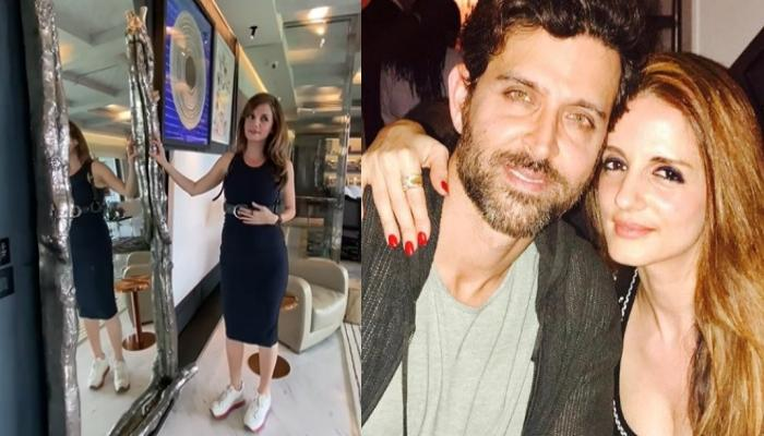 Sussanne Khan Gives A Virtual Tour Of Her Plush House, Ex-Hubby, Hrithik's Comment Is Unmissable
