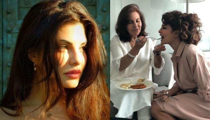 Jacqueline Fernandez Meets Mother, Kim Fernandez After 10 Months And Heads Straight To This Place