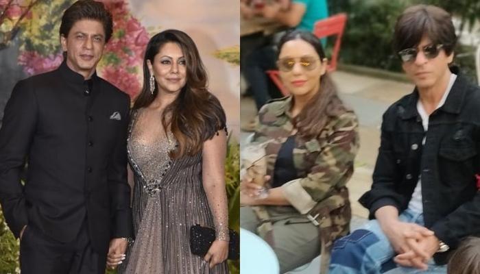 Gauri Khan Reveals Shah Rukh Khan Used To Cook 'Ghar Ka Khaana' For Family During The Lockdown