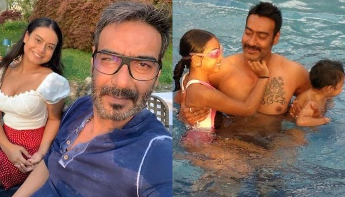 Ajay Devgn Pens An Emotional Note For His Daughter, Nysa Devgan On Daughter's Day
