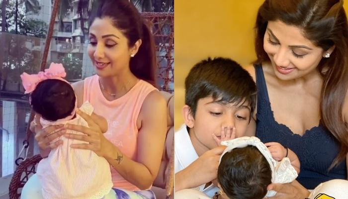 Shilpa Shetty Kundra Shares A Note For Baby Girl, Samisha, Reveals Her Son, Viaan Had Prayed For Her