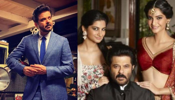 Anil Kapoor Shares Unseen Pictures From His Daughters, Sonam Kapoor And Rhea Kapoor's Childhood Days