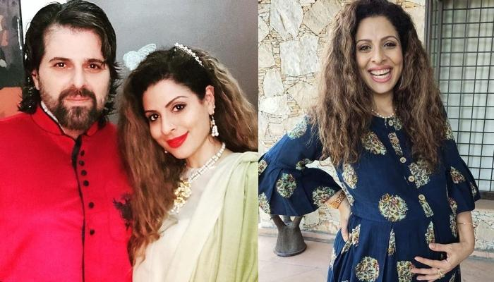 Are Bhakhtyar Irani And Tannaz Irani Pregnant With Their Third Child? Actress Reveals Truth [VIDEO]