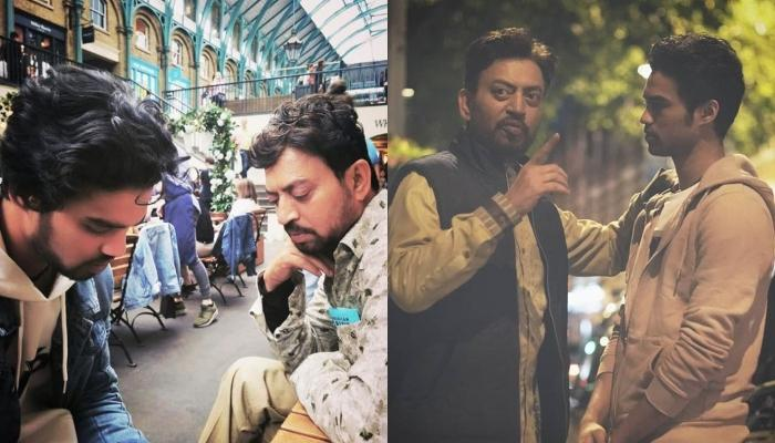 Irrfan Khan's Son Babil Remembers His 'Baba', Says He Would Give Every Cell To Remember His Skin