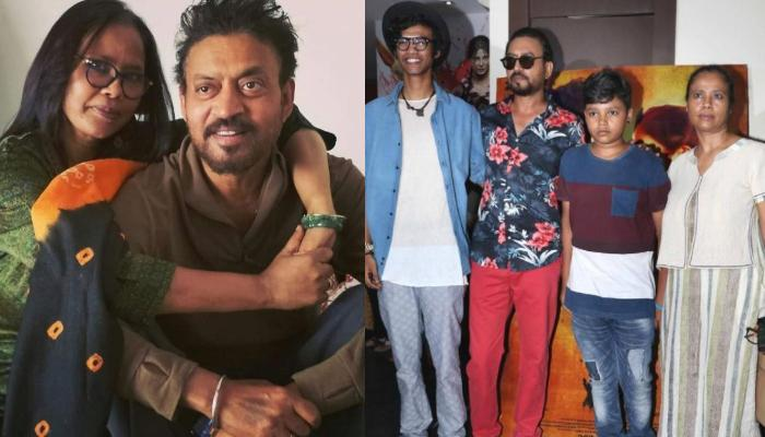 Sutapa Sikdar And Irrfan Khan Were Disappointed During Her Second Delivery Because Of This Reason