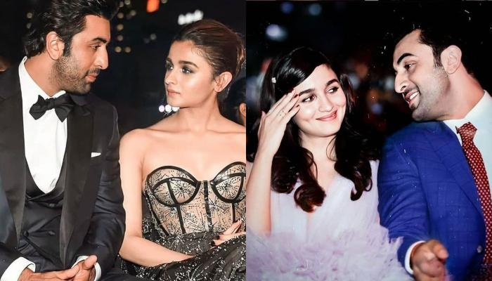 5 Times When Ranbir Kapoor And Alia Bhatt Drenched Us With 'Desi-ness' In Their Traditional Outfits