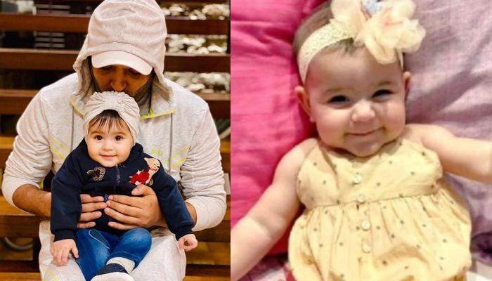 Kapil Sharma Showers Love On His 'Laado', Anayra Sharma, Little One Shows Off Her Swag In Sunglasses