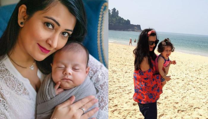 Radhika Pandit Wishes Baby Girl, Ayra 'Happy Daughters Day' In The Coolest Way, Calls Her, 'Bestie'