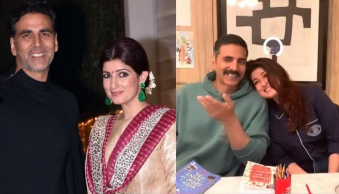 Akshay Kumar And Twinkle Khanna Reveals The Best Chef In Their Household, And It'll Surprise You