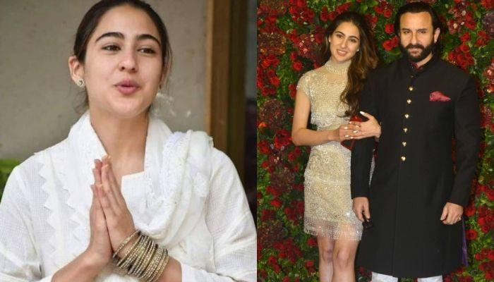 Sara Ali Khan Gets Support From This Person As Dad, Saif Ali Khan Denies Help In Her Drugs Case?