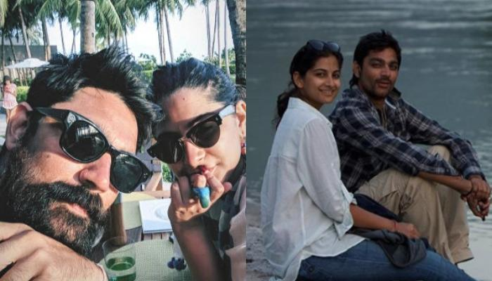 Rhea Kapoor Shares Throwback Pictures With Beau, Karan Boolani And It Is All About 'Forever Love'