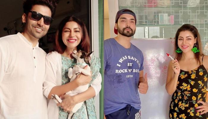 Gurmeet Choudhary And Wife, Debina Bonnerjee Test Positive For COVID-19, Are Under Home Quarantine