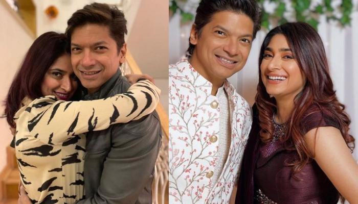 On Shaan's 48th Birthday, His Wife, Radhika Mukherji Shares Cute Family Photos With A Touching Note
