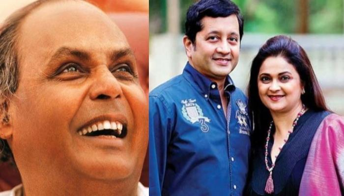 From Neighbours To Soulmates: Untold Love Story Of Dhirubhai Ambani's Daughter, Deepti And Duttaraj