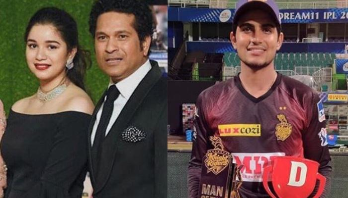 Sara Tendulkar's Love Reaction On KKR Player, Shubman Gill's Fielding Efforts Fuels Dating Rumours