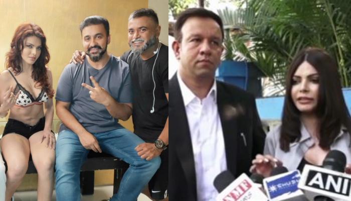 Sherlyn Chopra Files Complaint Against Raj Kundra Of Sexual Violence, Says 'Underworld Ki Dhamki Di'