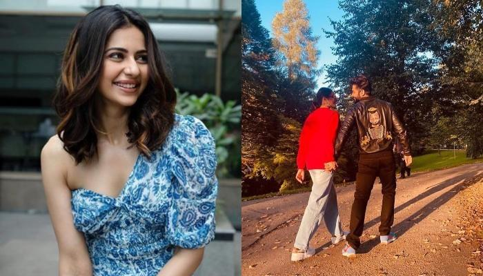 Rakul Preet Singh Gives A Sweet Reply To A Paparazzi, Who Congratulates Her For The 'Birthday Post'
