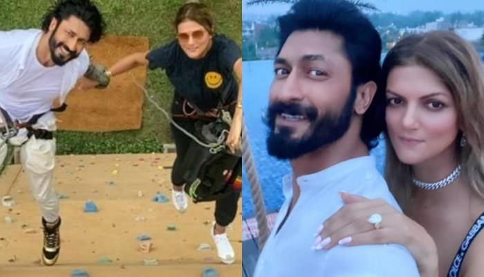Vidyut Jammwal Opens Up On Why He Took Time Before Announcing His Engagement To Nandita Mahtani