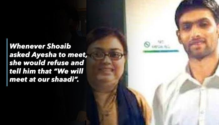 When Shoaib Malik Revealed The Truth Behind His Telephonic Nikaah With Ayesha And How He Got Cheated